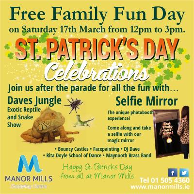 St. Patricks Day Events
