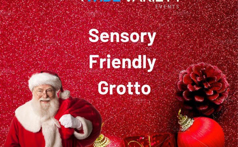 Sensory Friendly Grotto